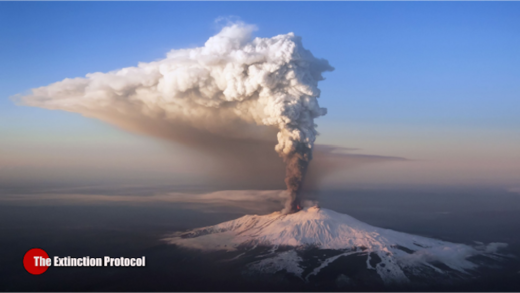 Human cosmic connection: Volcanic eruptions becoming more violent, aggressive