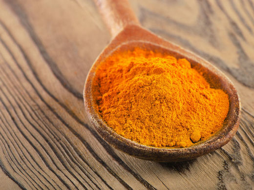 Turmeric boosts working memory in one small dose