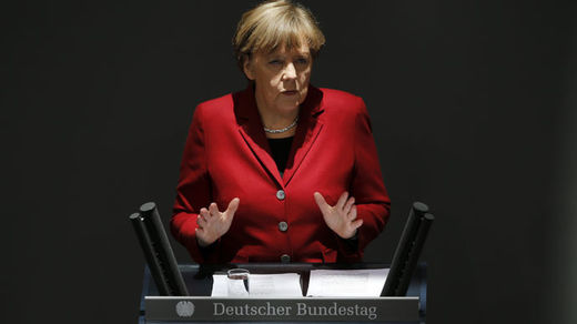 Merkel uses terrorism threat to defend BND's cooperation with NSA in corporate economic espionage