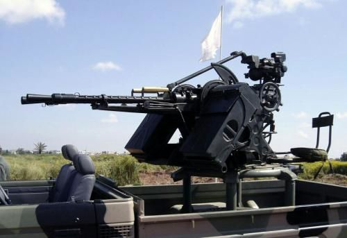 Anti-aircraft Gun North Korea Zpu-4 Anti-aircraft Guns