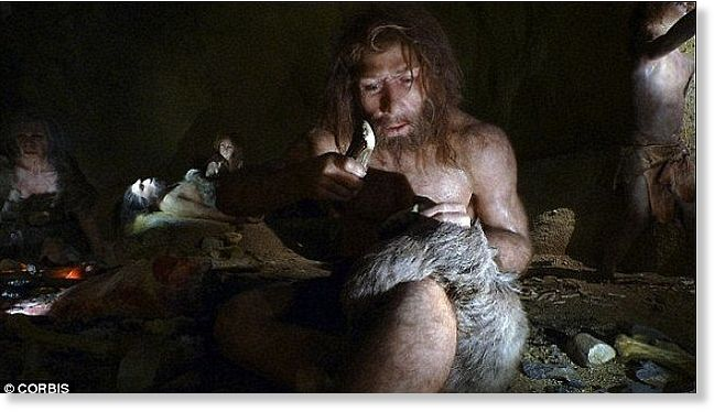 Neanderthals and human...