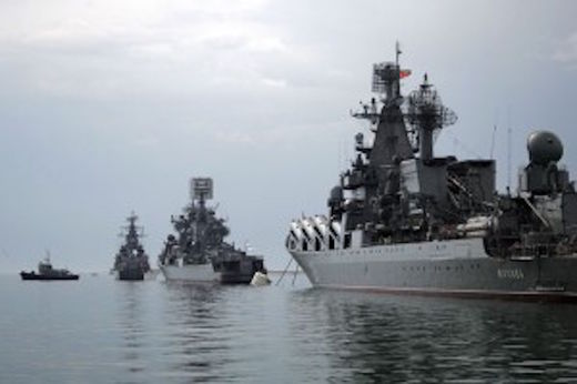 How Russia is countering Western aggression in the Black Sea and beyond