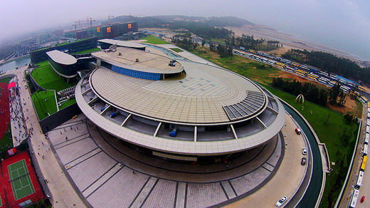 Trekky dream: Chinese millionaire erects $160 million Starship Enterprise HQ