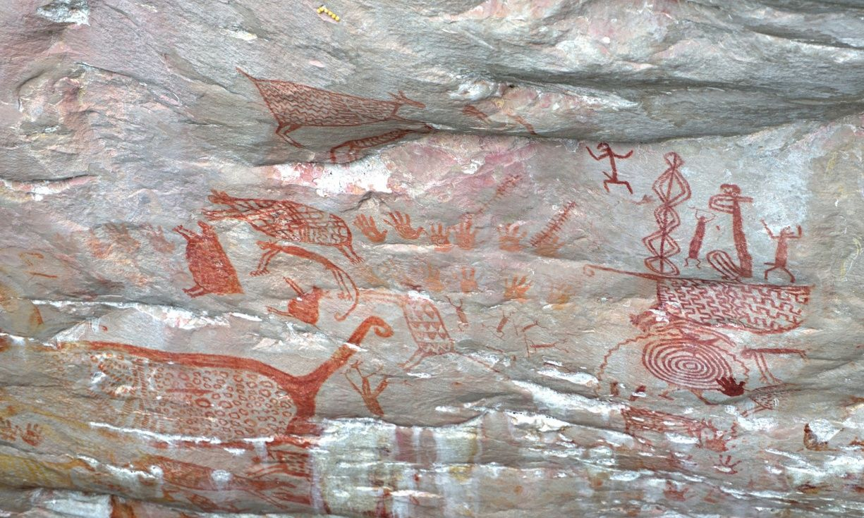 World S Most Inaccessible Art Found In The Heart Of The