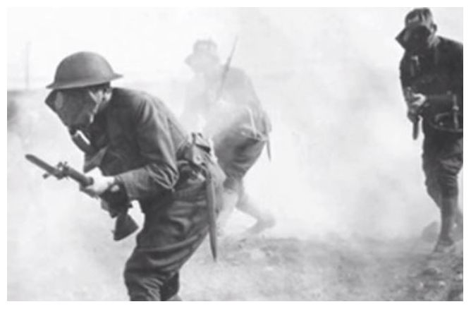 weapons of wwii poisonous gas Poison gas was a weapon that could be deadly if used probably at the right time poison gas could easily be brought back to the soldiers who used it by wind currents changing poison gas is inhaled and over time burns and liquidizes your lungs.