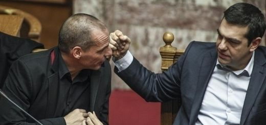 The mask comes off: EU plans to force 'communists' Tsipras and Varoufakis from power, regardless of referendum outcome
