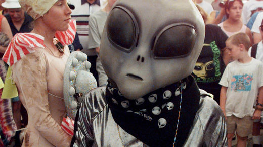'British X-Files' on UFOs to be released by March 2016