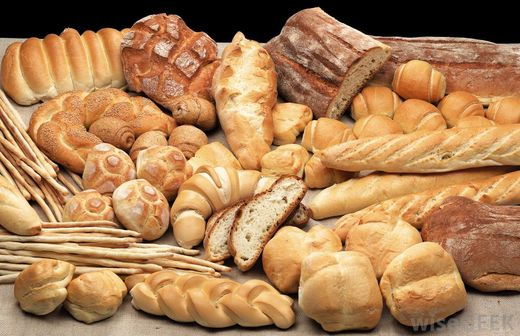 Bread and pasta form opiate-like substances during digestion