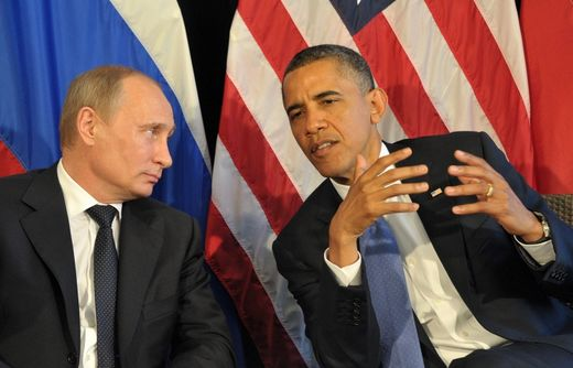 Putin congratulates Obama on Independence Day