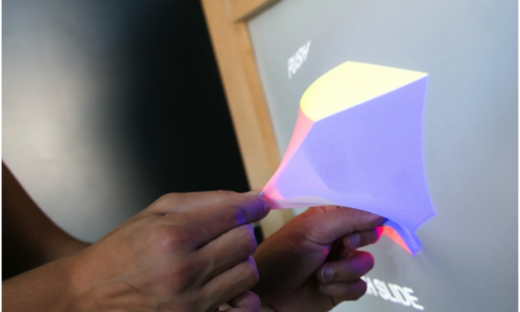 Revolution in technology: Drag images from display screens, manipulate mid-air and plunge your fingers into the screen