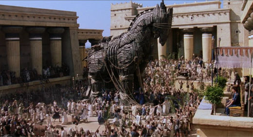A Trojan Horse in the home of austerity