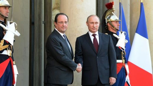 80% of French citizens want a good relationship with Russia