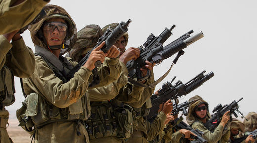 Israel conducting large scale emergency-readiness war drills
