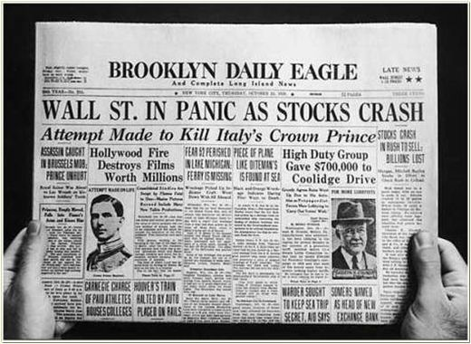 The reality of a massive market crash and what to expect when it happens