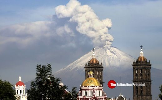 Growing unrest: Volcanic activity and earthquakes from Mexico to the Philippines