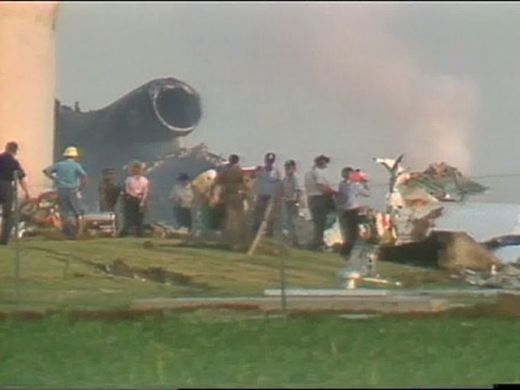 Delta Flight 191 Crash 30 Years Since A Microburst