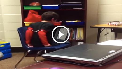 Sheriff's Deputy handcuffed two third graders for having ADHD