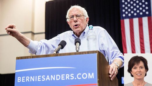 Bernie Sanders clearly in pocket of high-rolling teacher who donated $300 to his campaign