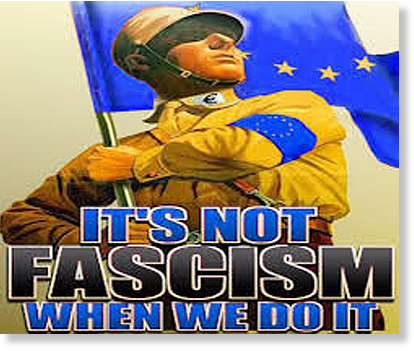 Image result for european union fascist