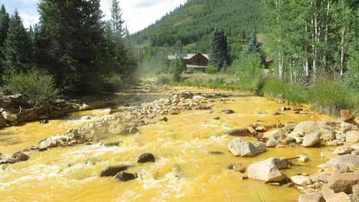 EPA withholding Animas River toxic spill documents from Congress