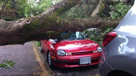 Canada: B.C. Lower Mainland storm cuts power to 400,000 homes