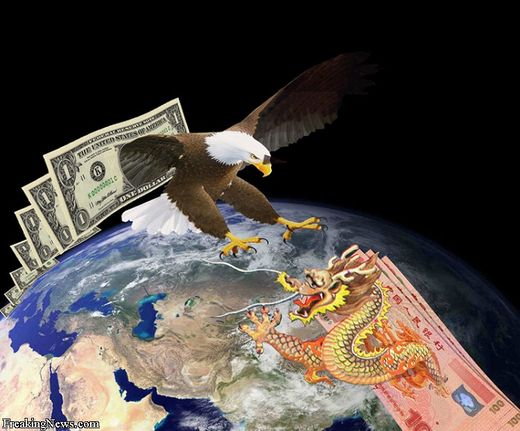 Washington's financial/currency war on China and the Yuan's eclipse of the US dollar