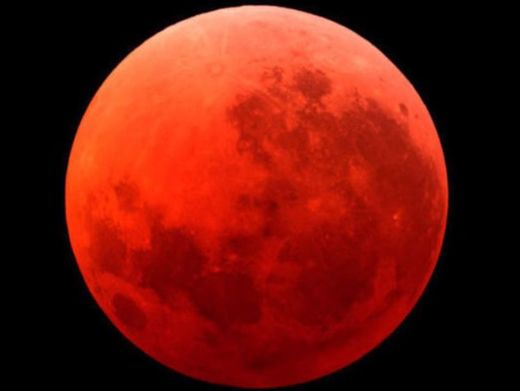 There's a Blood Moon coming, and some think it signals the end of the world