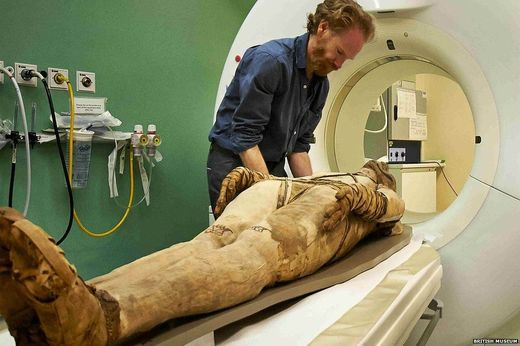 Can Egyptian mummies tell us something about heart disease?
