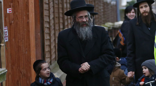 Orthodox Jewish school teaches 3yo children 'non-Jews are evil', want to kill Jews