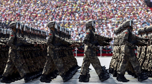 Western leaders decision to not attend China WWII parade a moral mistake
