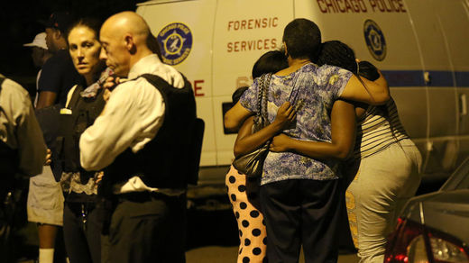 Wave of shootings leave 12 dead, 13 wounded in Chicago this week