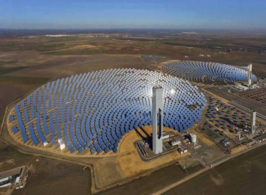 Pakistan Building The World S Largest Solar Farm