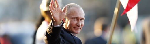 Dear Putin: A letter of support to Russia's president for countering the U.S. and ISIS in the Middle East