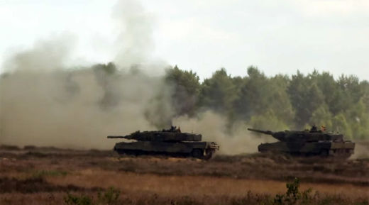 Warwhores: NATO launches biggest war games in 13 years; 36,000 troops, 200 aircraft & 60 vessels