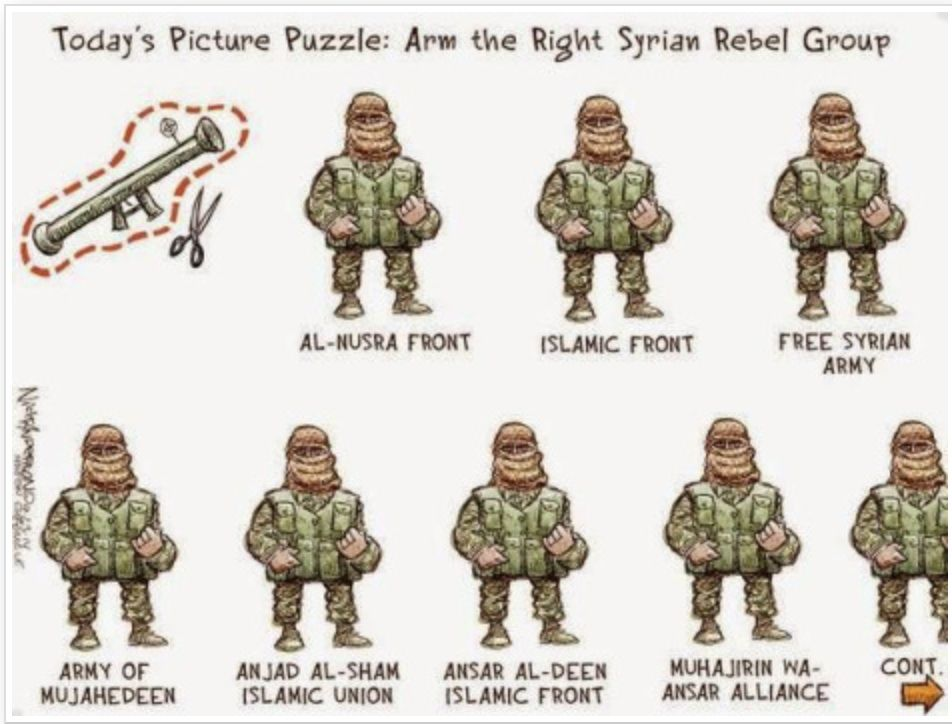 the us shell game syrias quotmoderate rebelsquot are