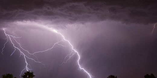 41 killed by lightning in 2 weeks in Maharashtra, India