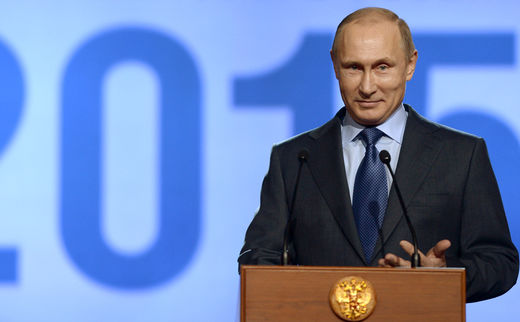 Rewriting the rules: Putin's endgame in Syria