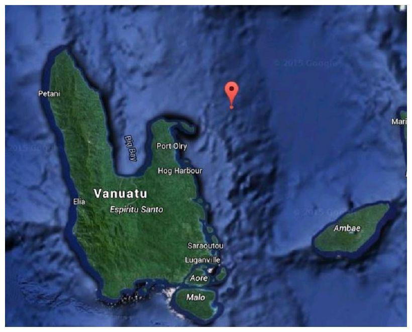 Powerful 7.3-magnitude earthquake strikes north east of ...