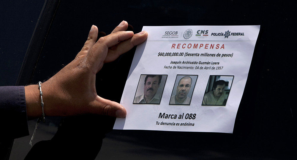 six people captured in mexico over escape of drug cartel