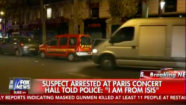 Fox aired fake news tying ISIS to the Paris attacks ...