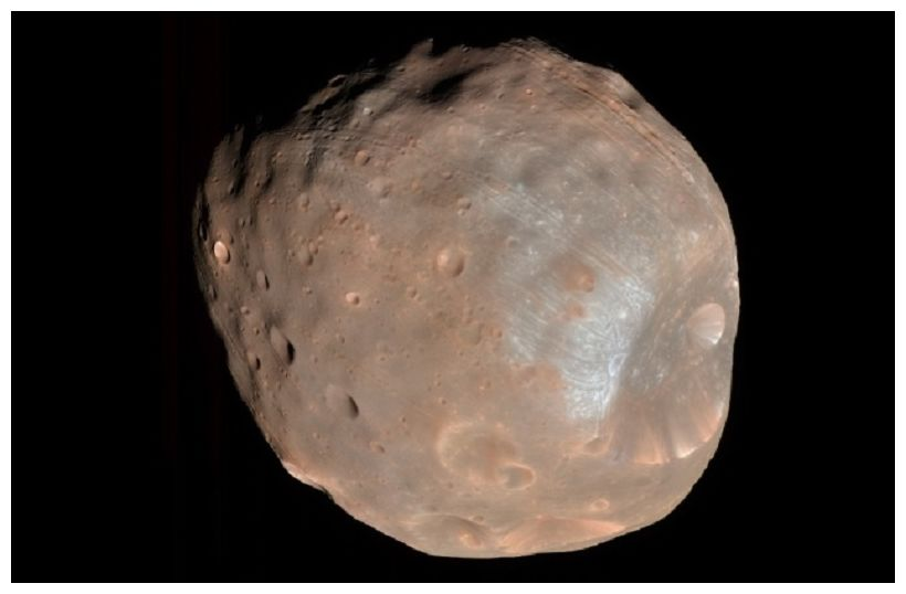 Mars To Get Planetary Ring When Phobos Breaks Apart
