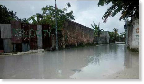 En bref info monde news info world les pires inondations for Porte 12 fooding