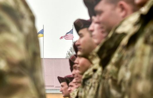 Fanning the flames: Moscow warns against US plans to continue training Ukrainian troopers