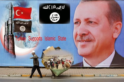 Columbia U. Research Paper: Is Turkey collaborating with the Islamic State (ISIS)?