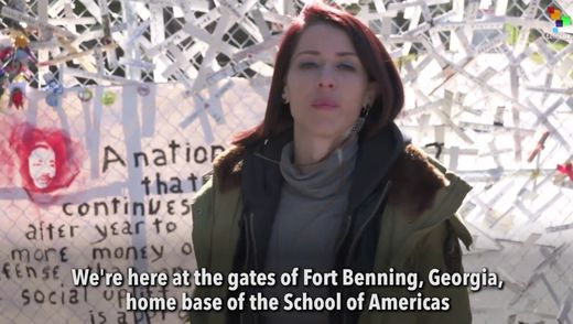 Fort Benning: Shut Down the School of Assassins!