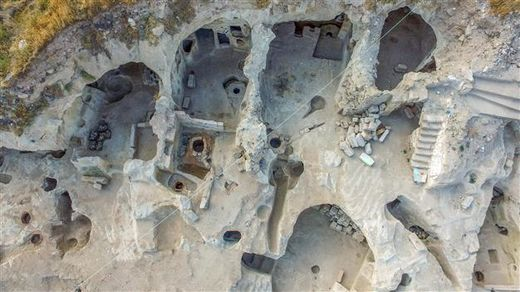 "Ancient underground city in Cappadocia will ""rewrite history"""
