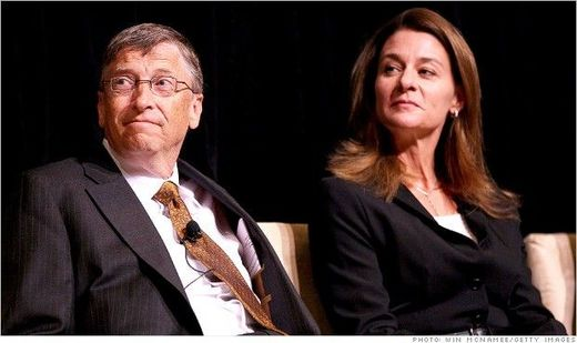 "The Bill & Melinda Gates Foundation and their ""vaccine empire are under fire""."