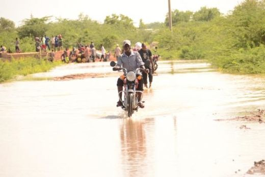Flooding displaces 4,040 Tana River families in Kenya