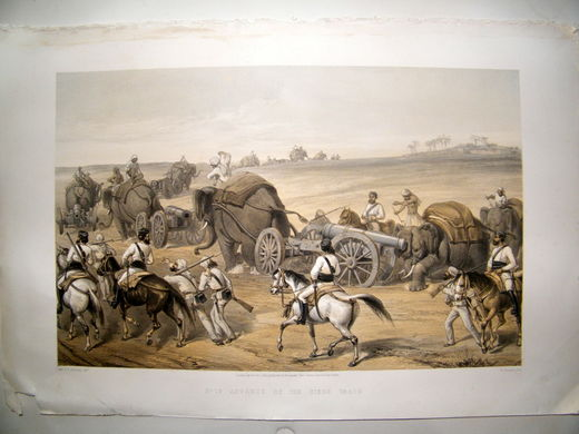 The First War For India's Independence : 1857