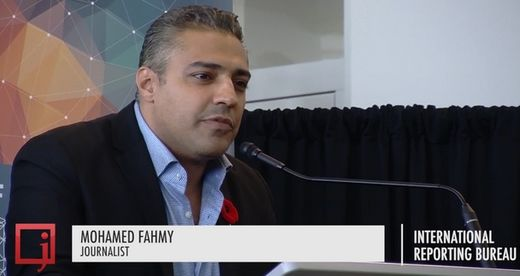 Imprisoned journalist: Mohamed Fahmy on foreign reportage and citizenship rights